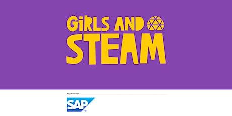 Girls and STEAM Mentor Café: Secret Identity Tickets