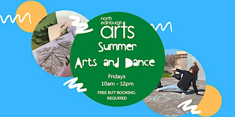 Summer Arts and Dance (Ages 5-12) tickets