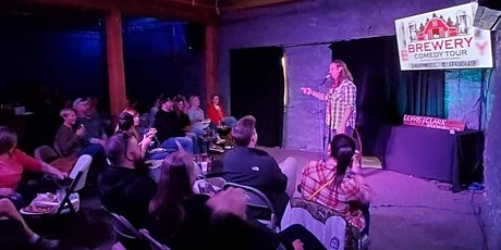 the BREWERY COMEDY TOUR at RIVERLANDS tickets