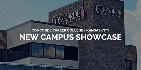 New Campus Showcase - Concorde Career College Kansas City tickets