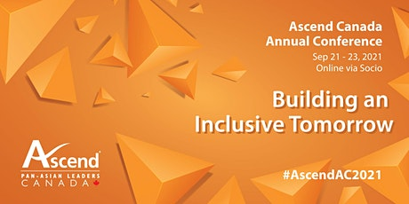 Ascend Canada Annual Conference - 2021 tickets