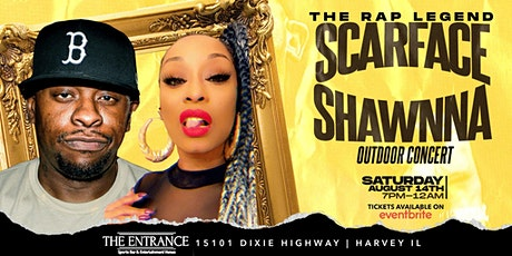 Scarface Performing Live With Shawnna Chicago's Very Own. tickets