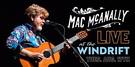 Mac McAnally Live Concert at The Windrift tickets
