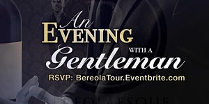 An Evening with a Gentleman: Book Signing, Discussion...