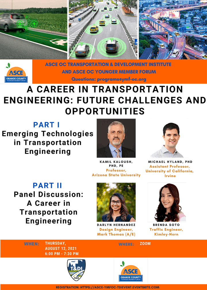 A Career in Transportation Engineering: Future Challenges and Opportunities image