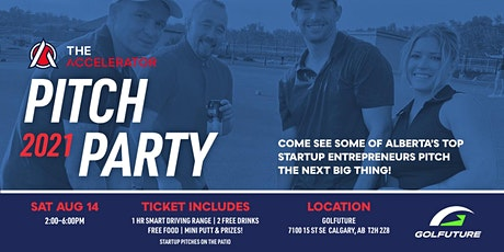 Pitch Party tickets