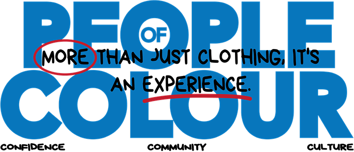 People of Colour Clothing Round Table image