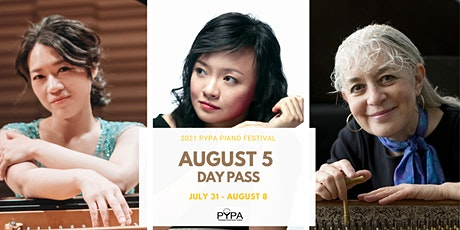 Masterclass/Studio Concert/Lecture: Hu,  Lindorff, Jiang/ Pass B tickets