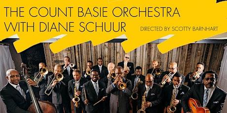 Green Guest Artist: The Count Basie Orchestra with Diane Schuur tickets