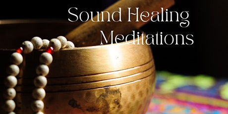 Sound Healing Meditations at The Forge, Castlemaine, VIC tickets