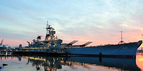 MAN CAVE Fellowship Men & Women @ The Battleship New Jersey tickets
