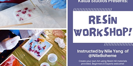 Resin Making Workshop (All Levels) | Atlanta tickets