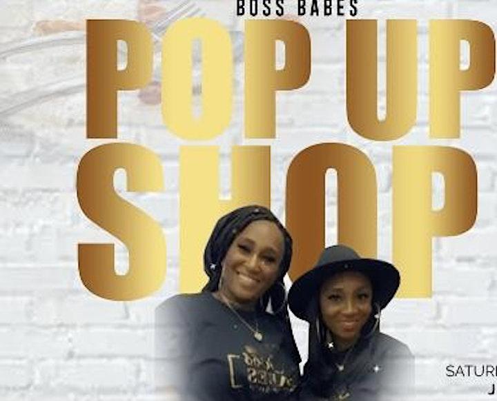 Bo$$ Babes Pop Up Shop image