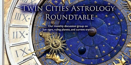 Twin Cities Astrology Roundtable - Leo and the Sun 2021 tickets