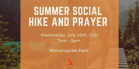 SpiritusVia: Hike and Prayer tickets