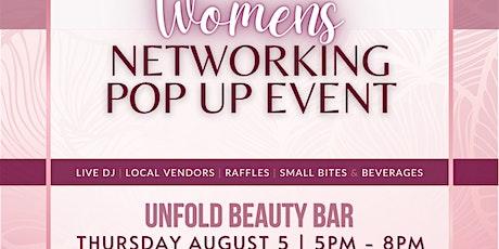 Women's Networking Popup Event tickets