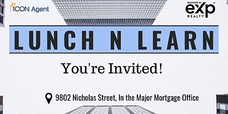 Real Estate Agent Lunch & Learn tickets