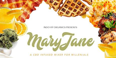 MaryJane Rooftop Mixer tickets
