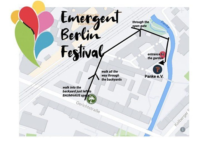 How to Kiezblock: Wandering Liveable Streetspace | Emergent Berlin Festival image