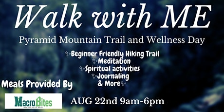 Walk With Me (Hiking Trail) tickets