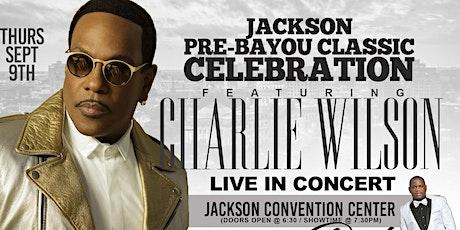 CHARLIE WILSON IN JACKSON tickets