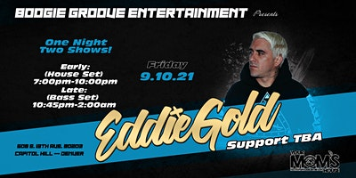 Eddie Gold: House Set w/ DjRoit | Karate Class | JLynn (Early Show)