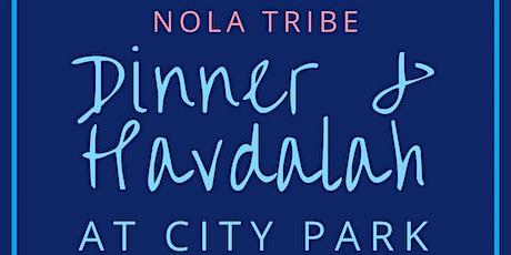 Tribe Dinner & Havdalah tickets