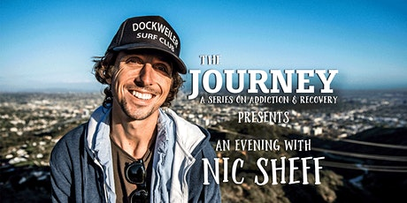 An Evening with Nic Sheff - Addiction & Recovery tickets