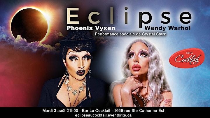 Eclipse - Phoenix Vyxen & Wendy Warhol image