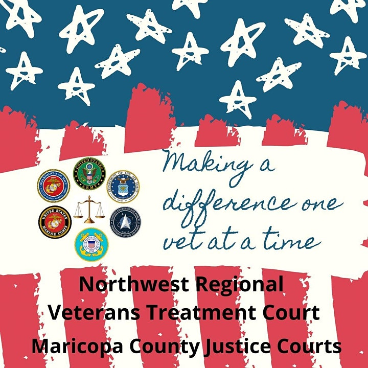 Veterans Treatment Court BBQ - Burgers and Bonding image