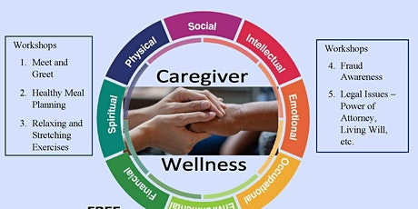 Caring for the Caregiver tickets