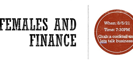 Females and Finance- Understanding Family and Income Protection tickets