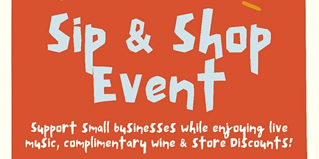 Sip & Shop Event at Kalua Studios   Black Owned Business tickets