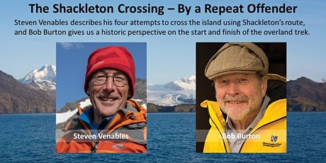 The Shackleton Crossing by a Repeat Offender tickets