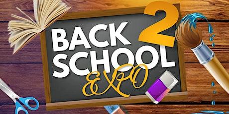 Back 2 School Expo tickets
