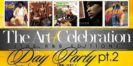 THE ART OF CELEBRATION THE R&B EDITION PART 2! Live performance by Case tickets
