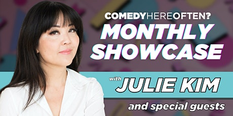 Comedy Here Often? Monthly Showcase tickets