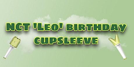 NCT 'Leo' Birthday Cupsleeve tickets