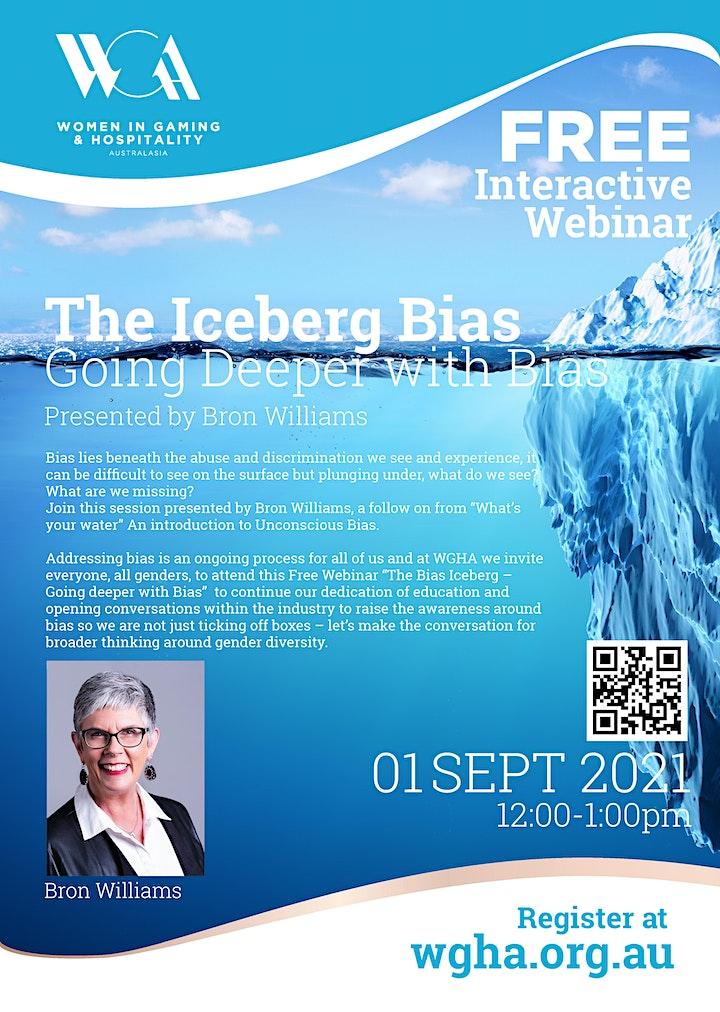 The Bias Iceberg - going deeper with bias. image