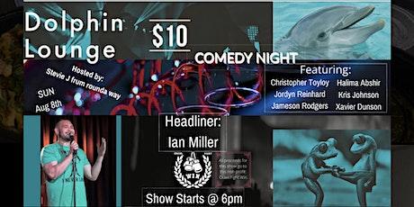 Cap City Comics Presents: Dolphin Lounge Comedy Show tickets
