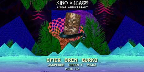 Kino Village 1 Year Anniversary tickets