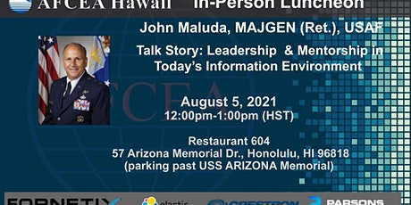 Leadership & Mentorship in Today's Global Information Environment tickets