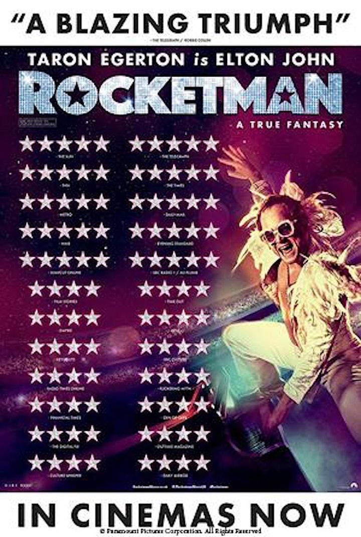 Rocketman Open Air Cinema at Cotswold Water Park image