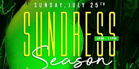 3Fifty Sundays presents Sundress Season on July 25th! tickets