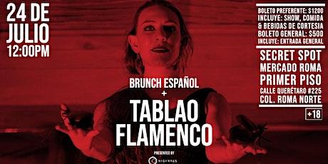 Tablao Flamenco boletos