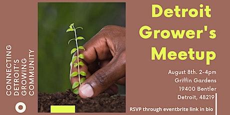 Detroit Grower's Meetup tickets