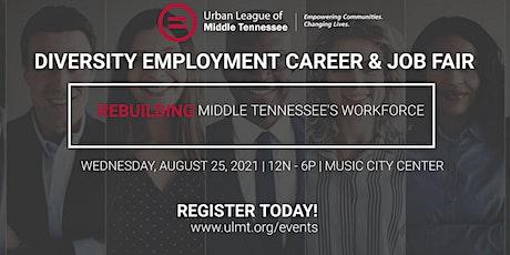 Diversity Employment Career & Job Fair tickets