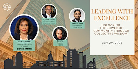 Leading with Excellence: Unlocking the Power of Community tickets