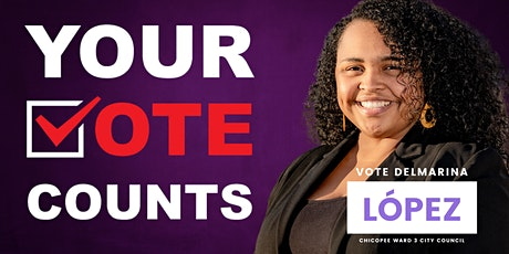 Vote López | Chicopee City Ward 3 Preliminary Election tickets