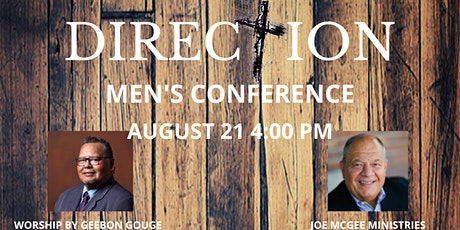 Direction Men's Conference tickets